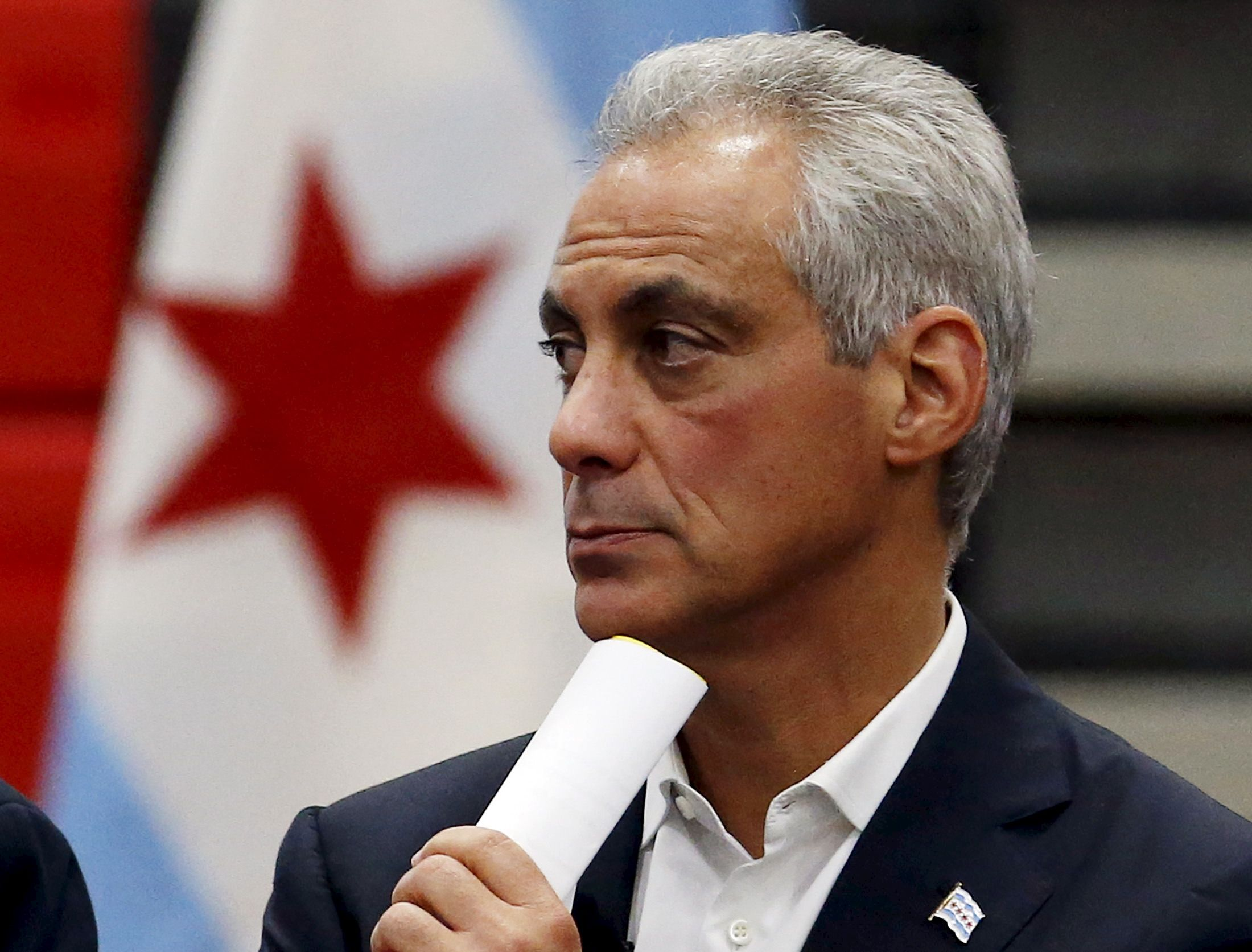 Rahm Emanuel Gets Heated With Reporters, Says He Has No ...