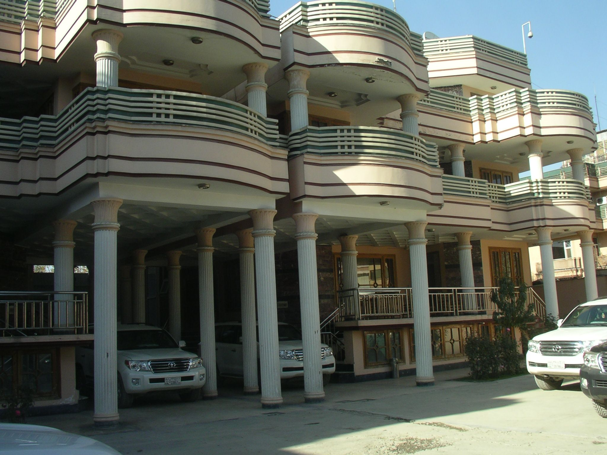 Defense Department Spent 150 Million On Villas Private