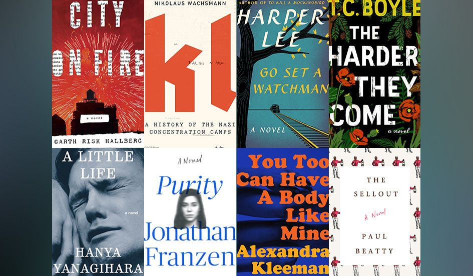 List some of the worst novels ever?