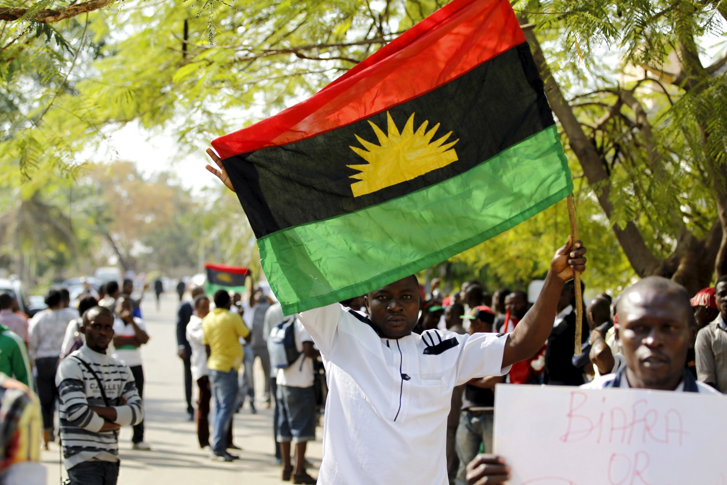 What is Biafra and Why are Some Nigerians Calling for