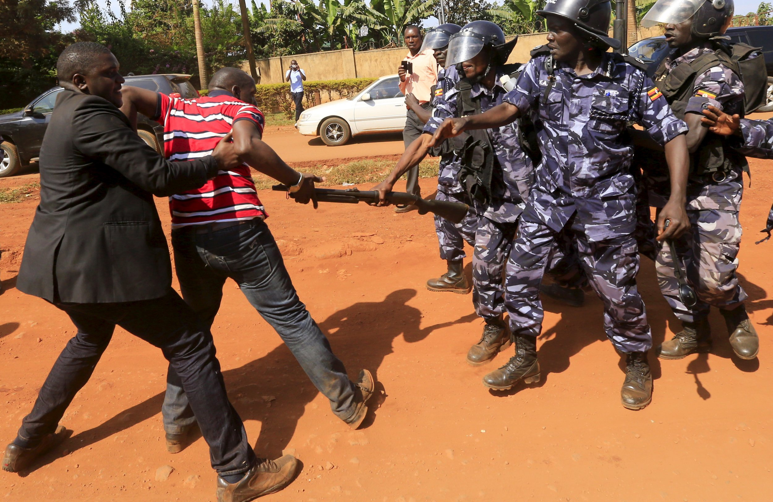 Amnesty: Ugandan Police Guilty of Torture and Excessive ...