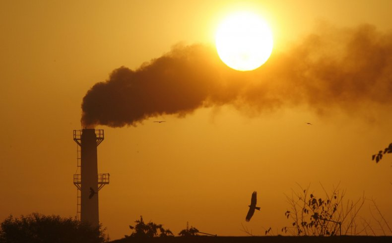 Global Emissions Increase Pause?