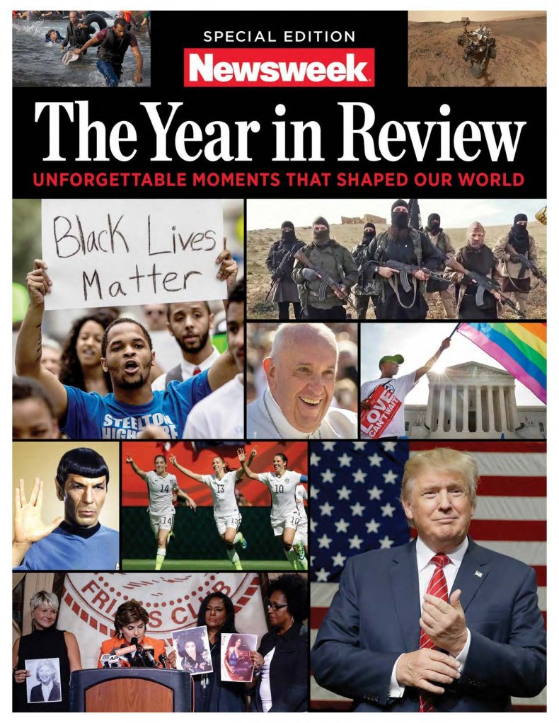 Newsweek Year in Review