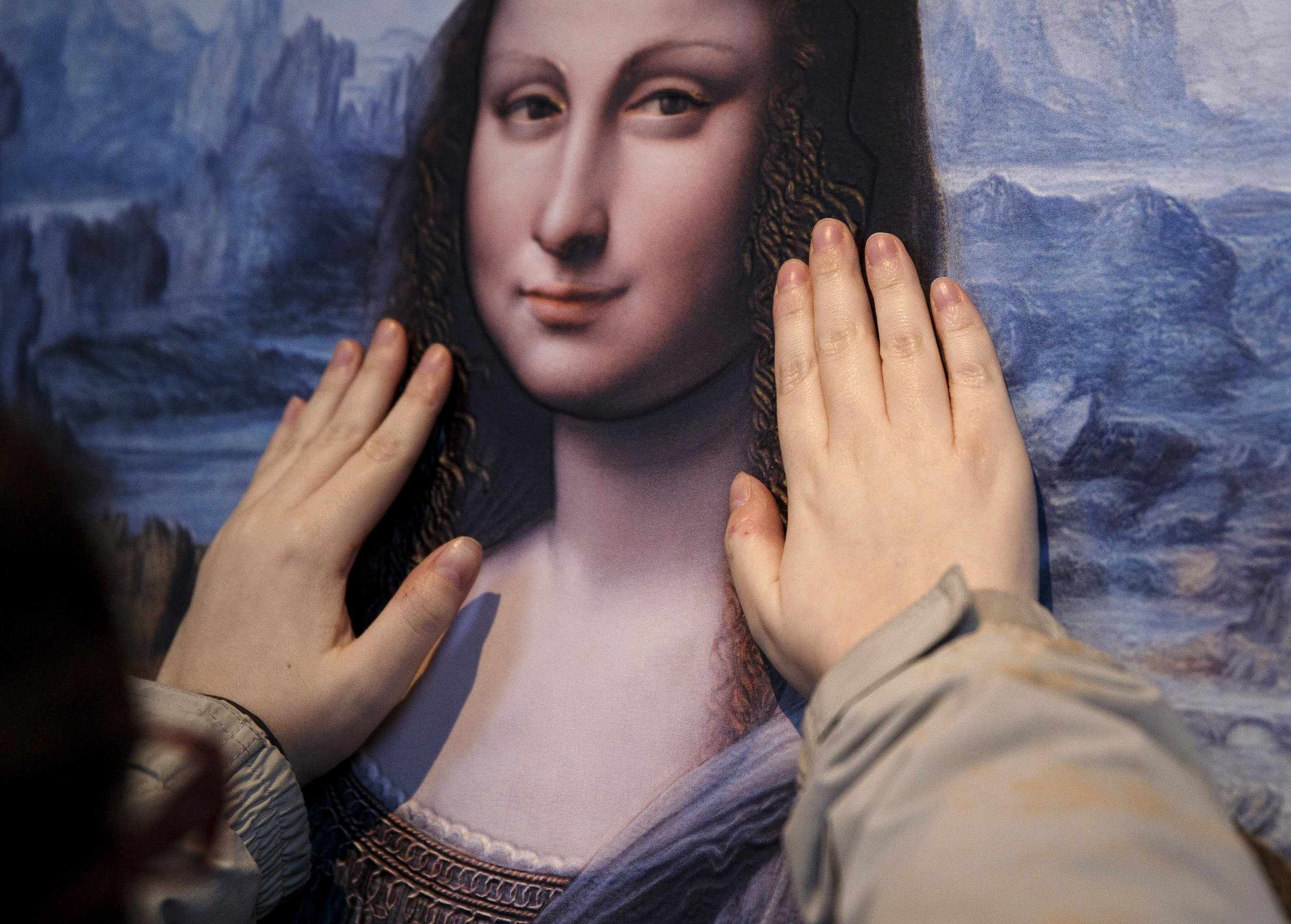 Mona Lisa Original Secrets