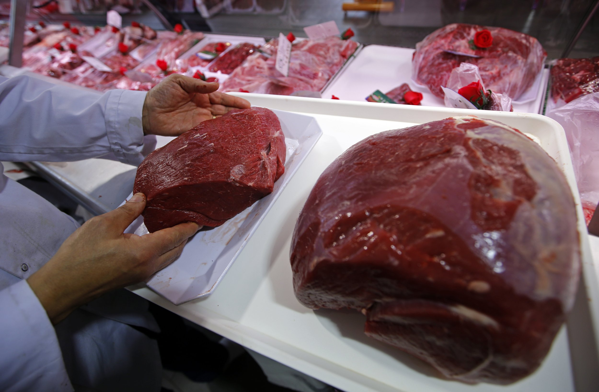 Meat consumption is worsening climate change