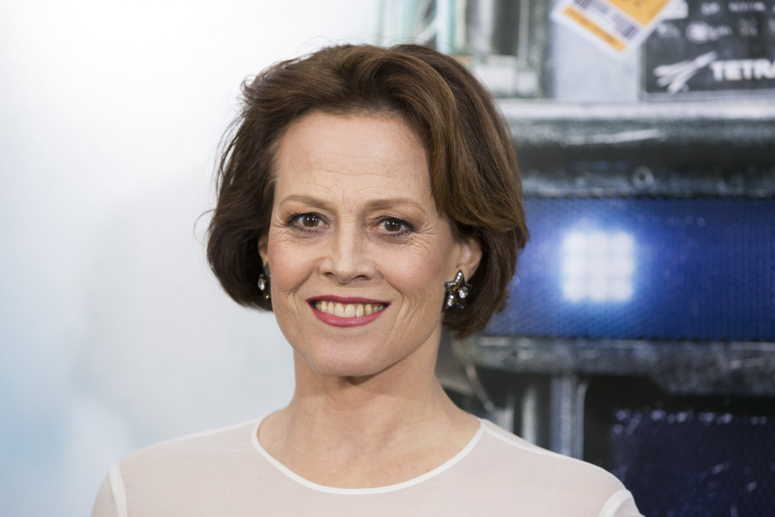 Sigourney Weaver, actor and concerned citizen