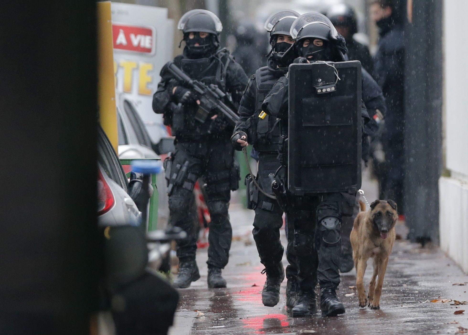 France Dog Paris ISIS Islamic State