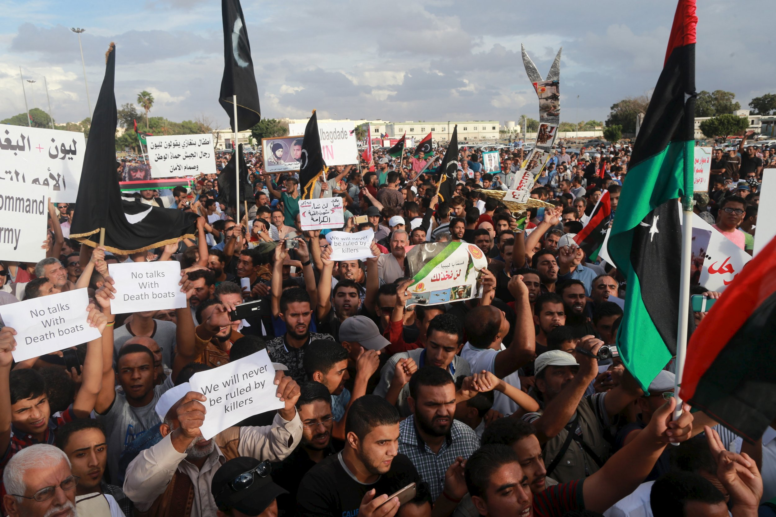 1208_Libya protest