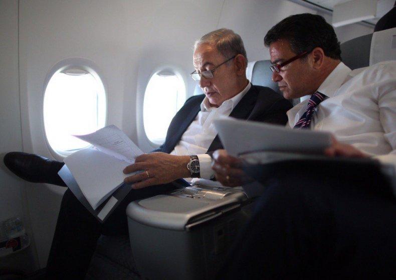 Netanyahu Cohen Israel Mossad