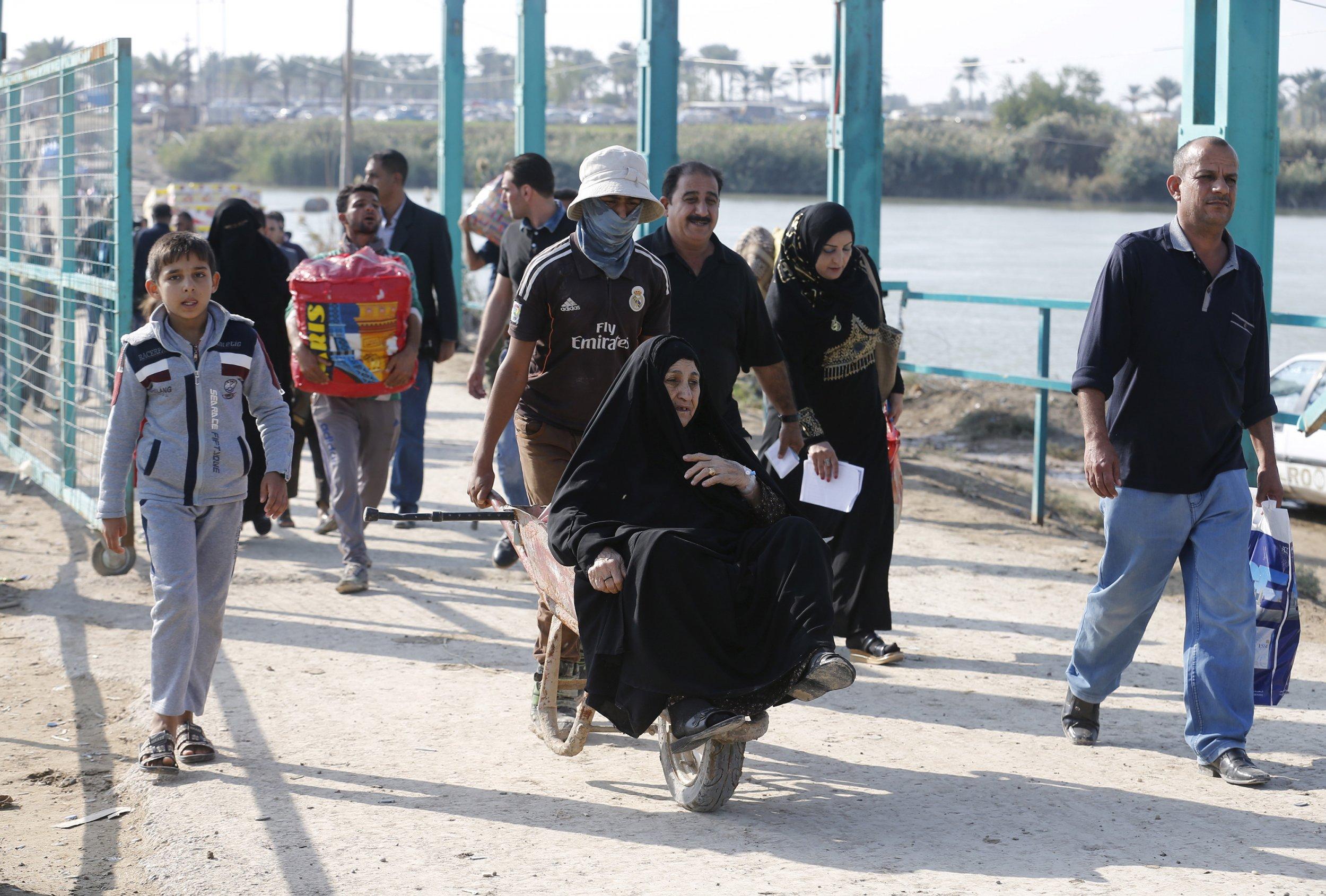 Iraq Ramadi Middle East Islamic State