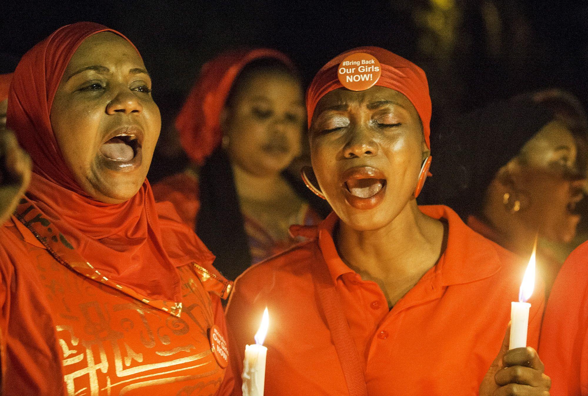 1209_Chibok girls vigil