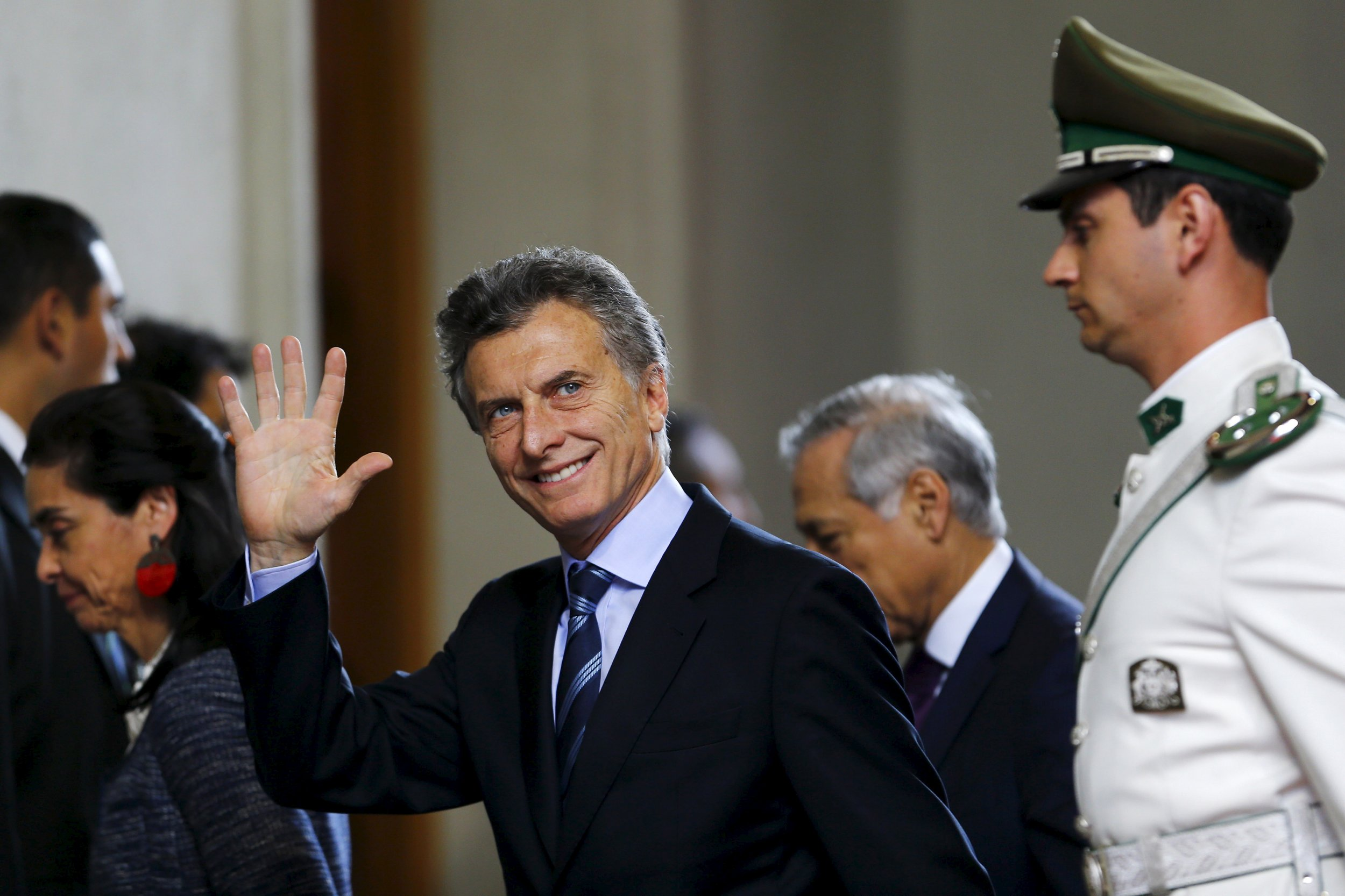 Macri Argentina Election South America