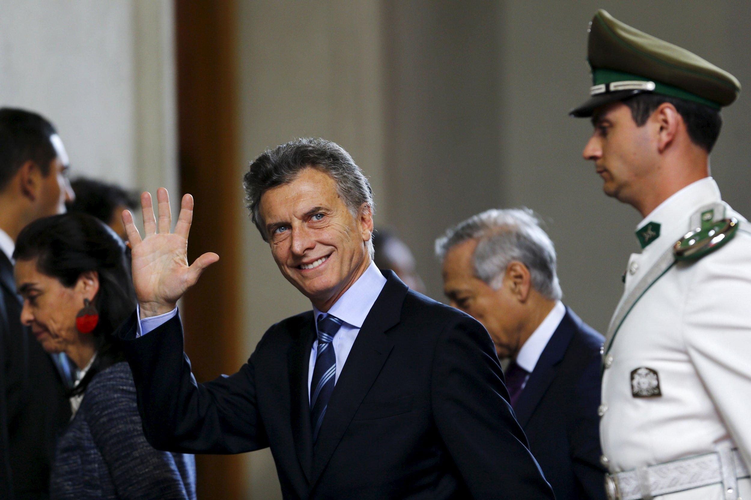 Macri Argentina Election South America