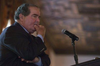 1210_Justice Antonin Scalia Racism