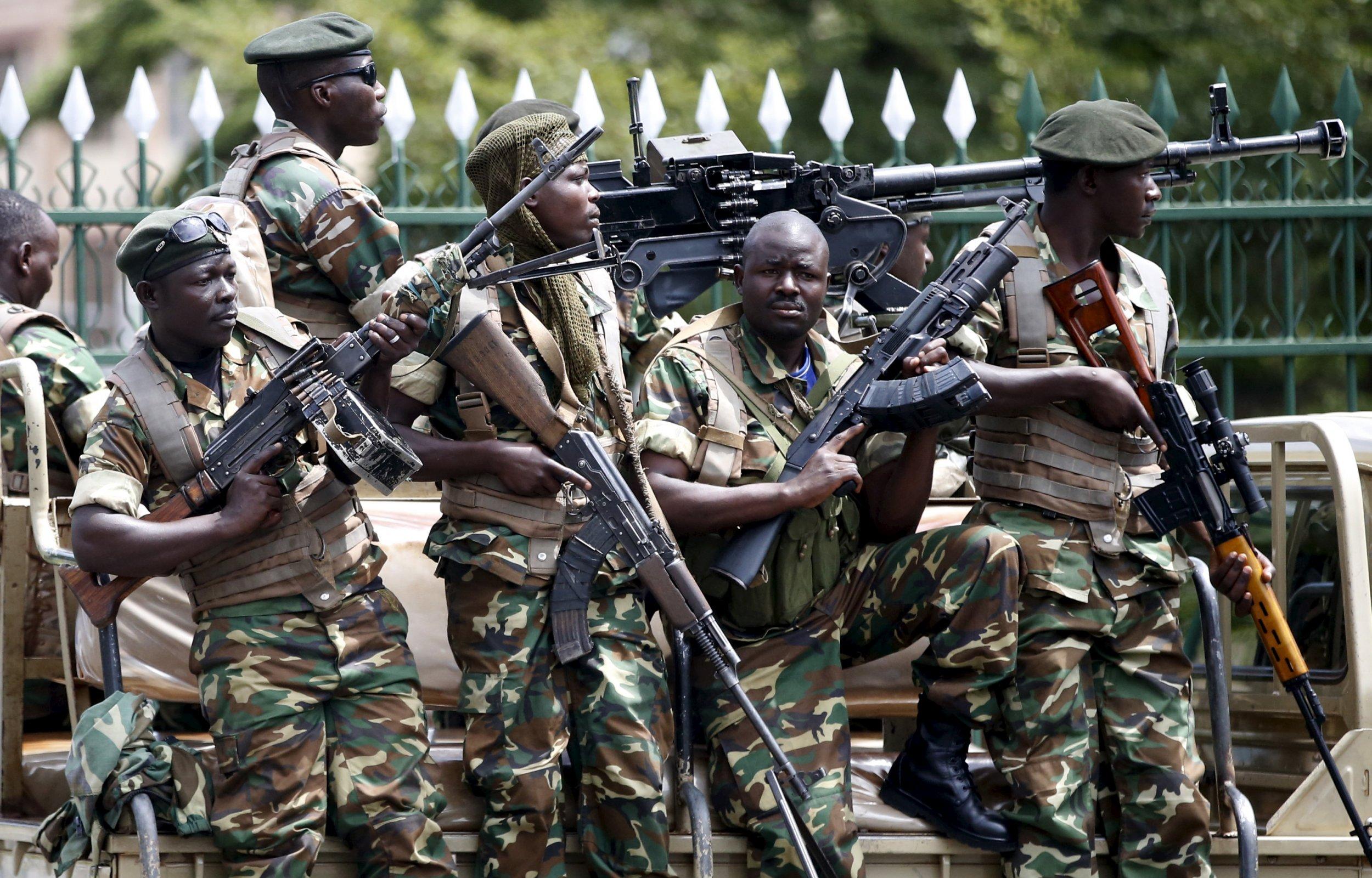 Dawlada  Burundi Oo Sheegtay Inay Ciidamadeeda Kala Kaxado Soomaaliya.