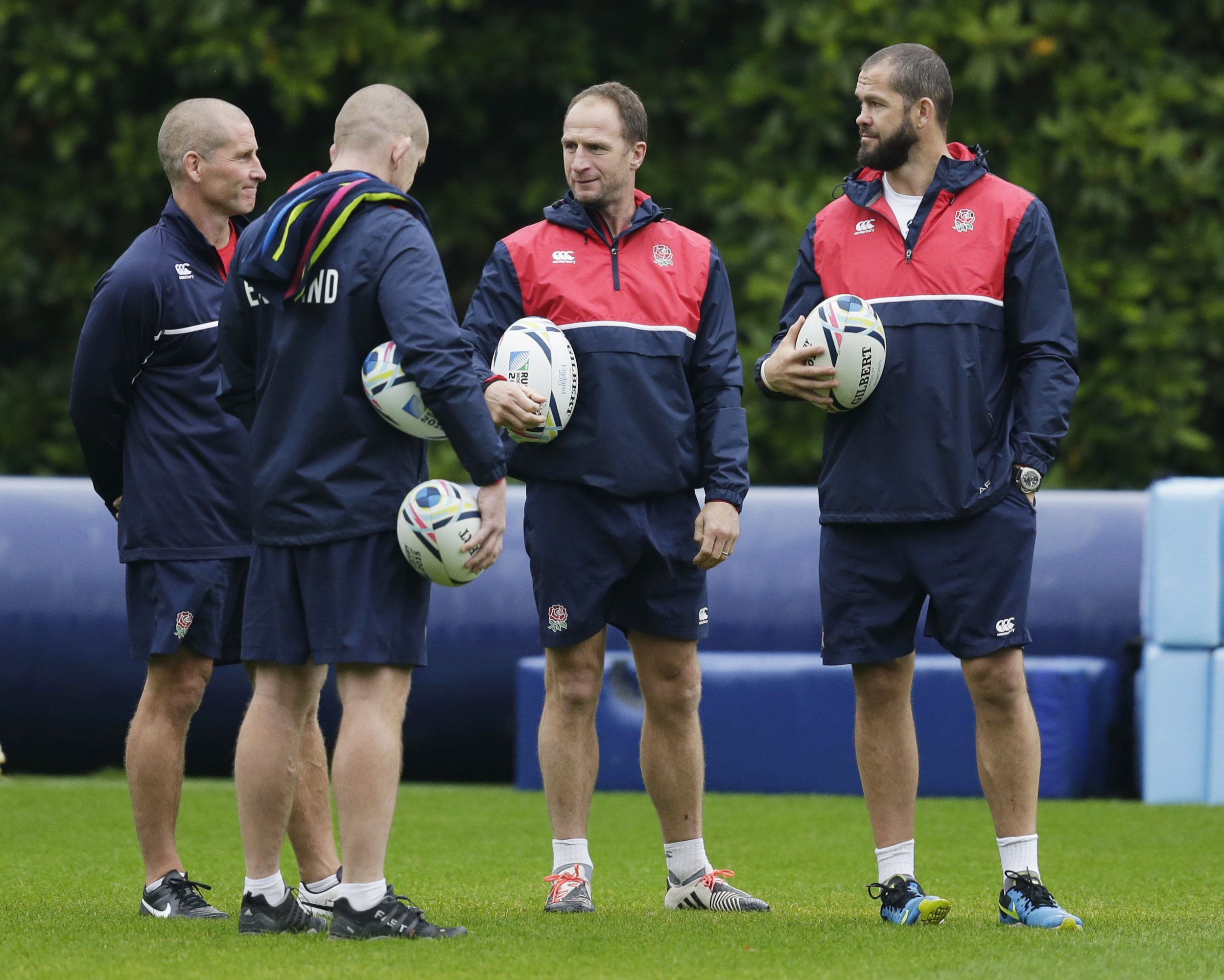 Victims Of The New Jones Era Three England Rugby Coaches