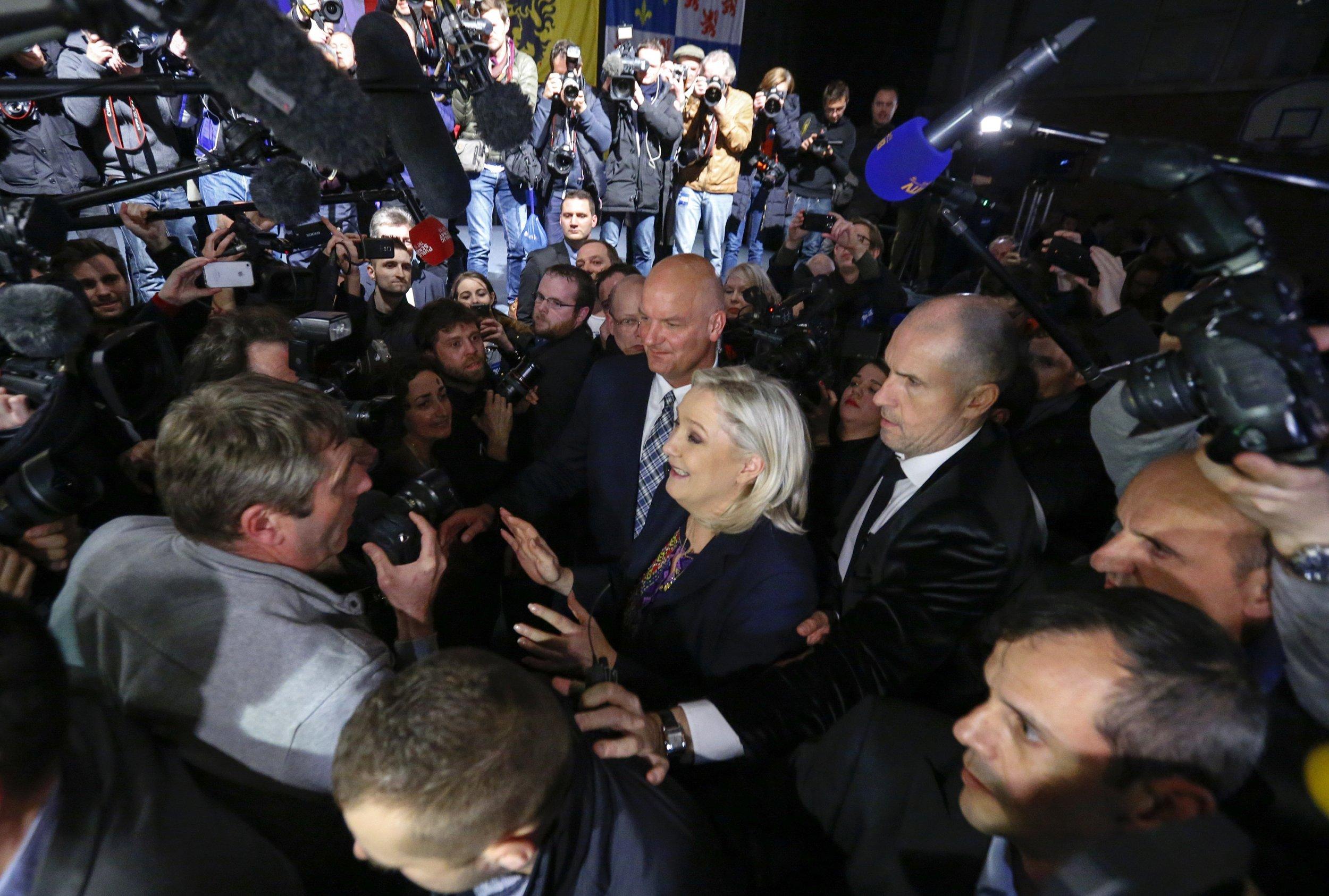1214_Le Pen National Front