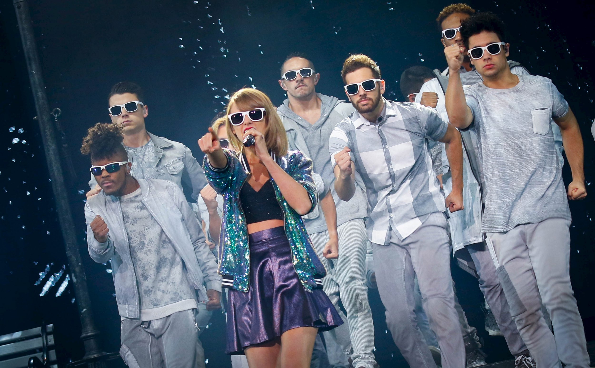 Apple Music Wins Battle To Stream Taylor Swift S 1989 Tour