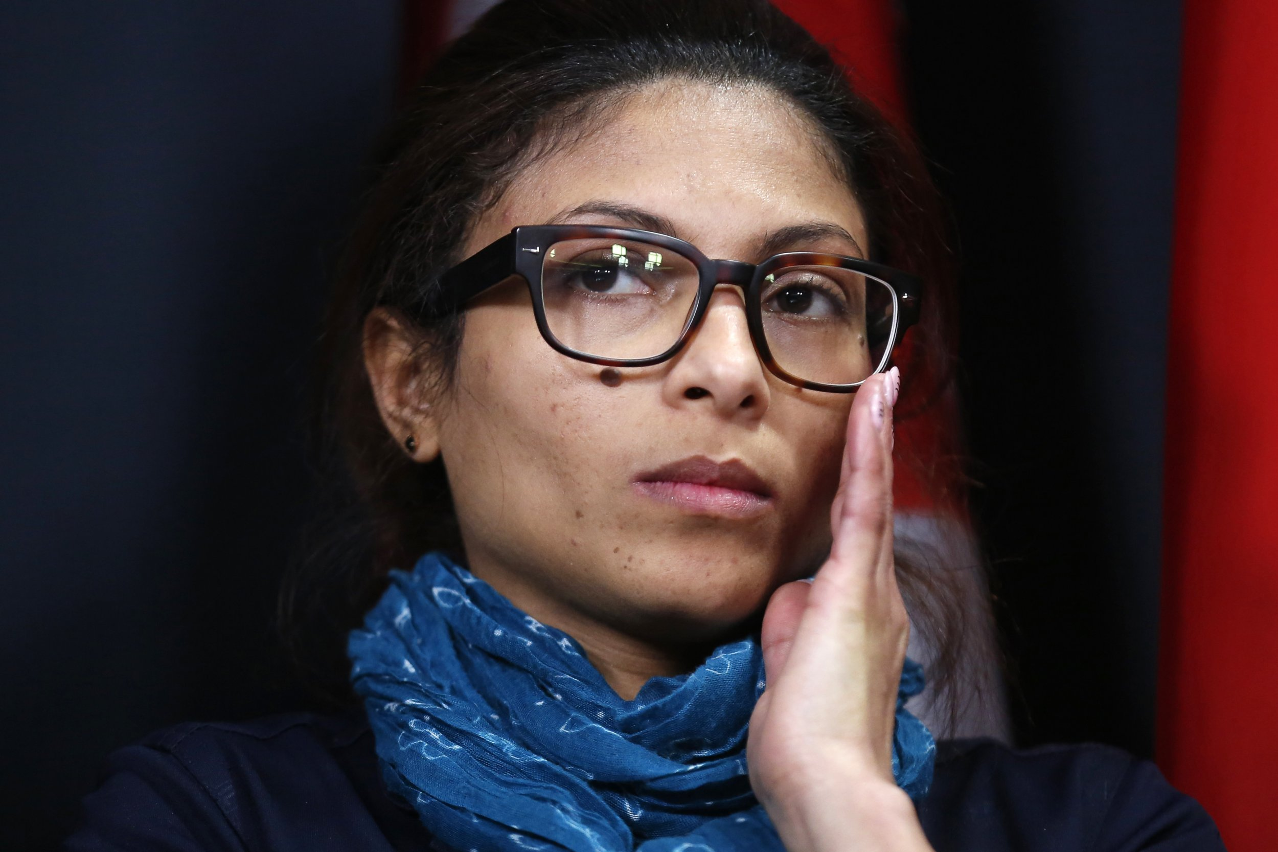 Raif Badawi Ensaf Haidar Saudi Arabia