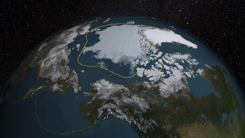 Arctic_seaIce_09_11_2015_withAveExtentLine_1981_2010