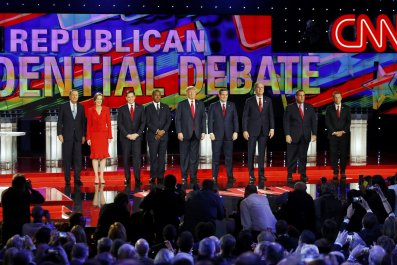 Republican candidates on encryption