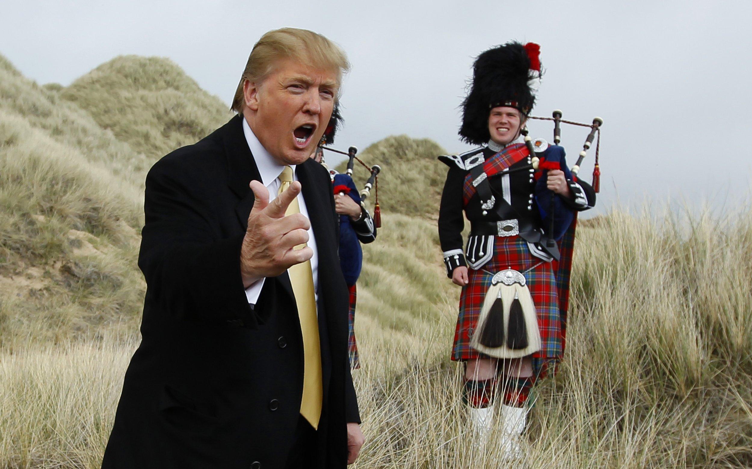 Donald Trump UK