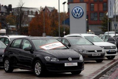 1218_VW Cheating Tests Punishment