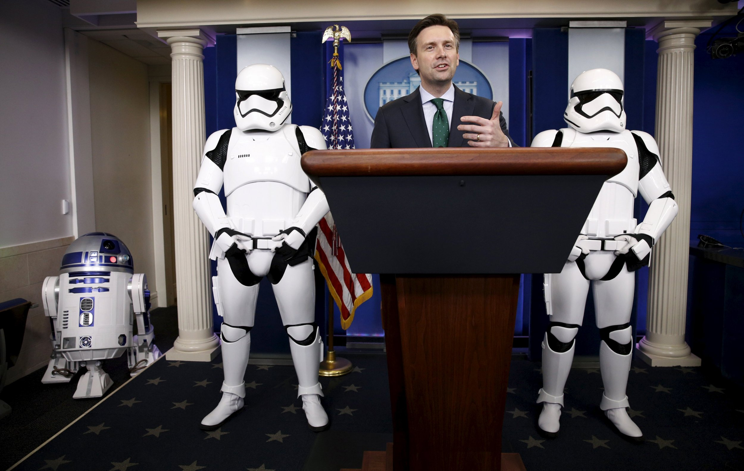 White House Storm Troopers