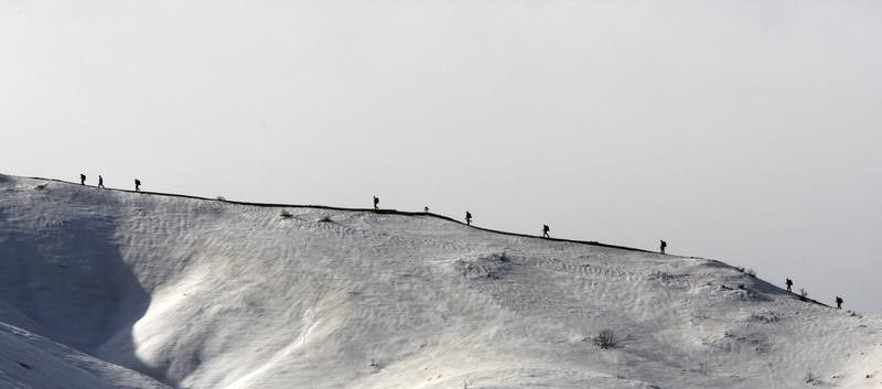 Turkish troops in Iraq