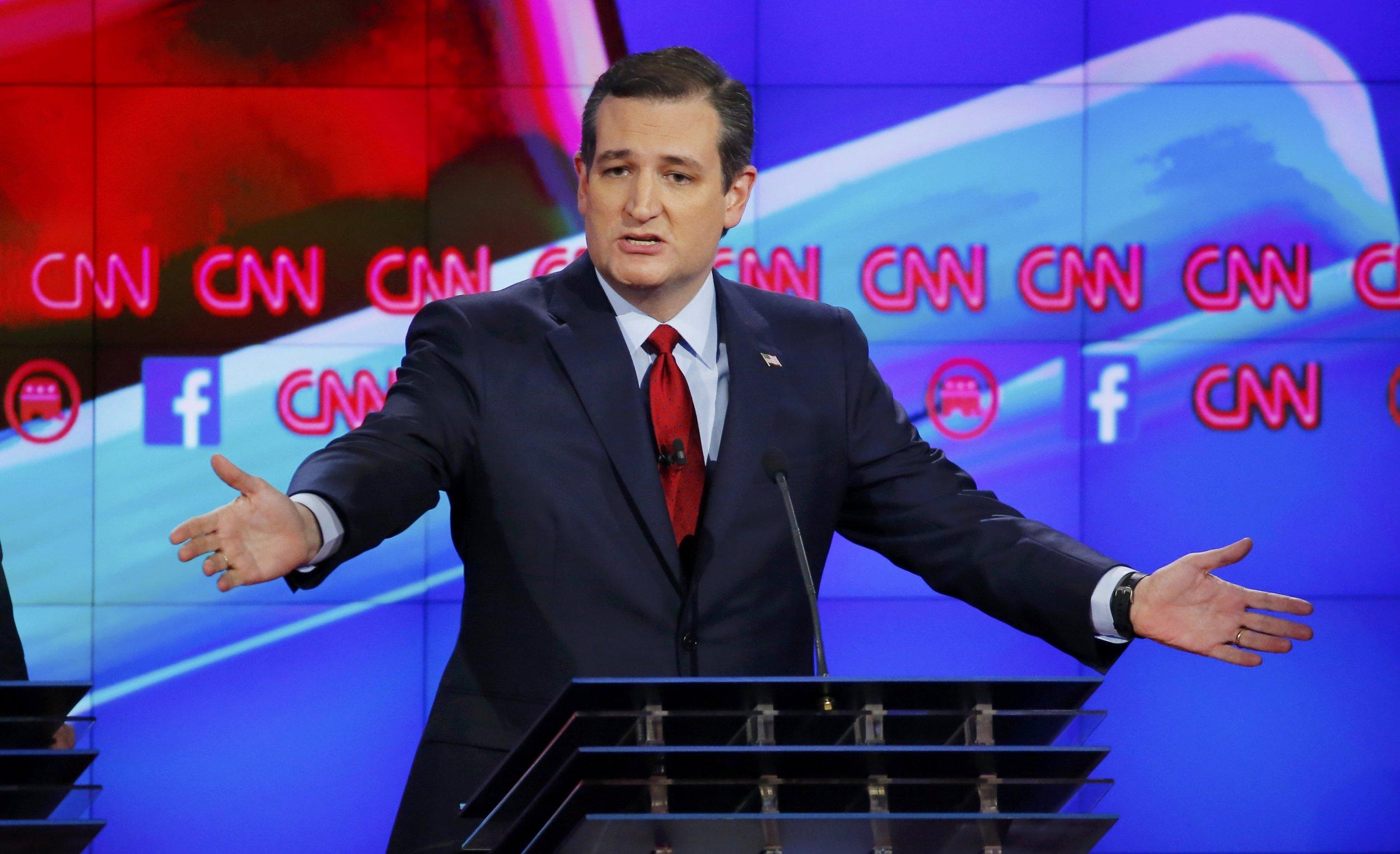 Ted Cruz Blasts Republicans Over Budget