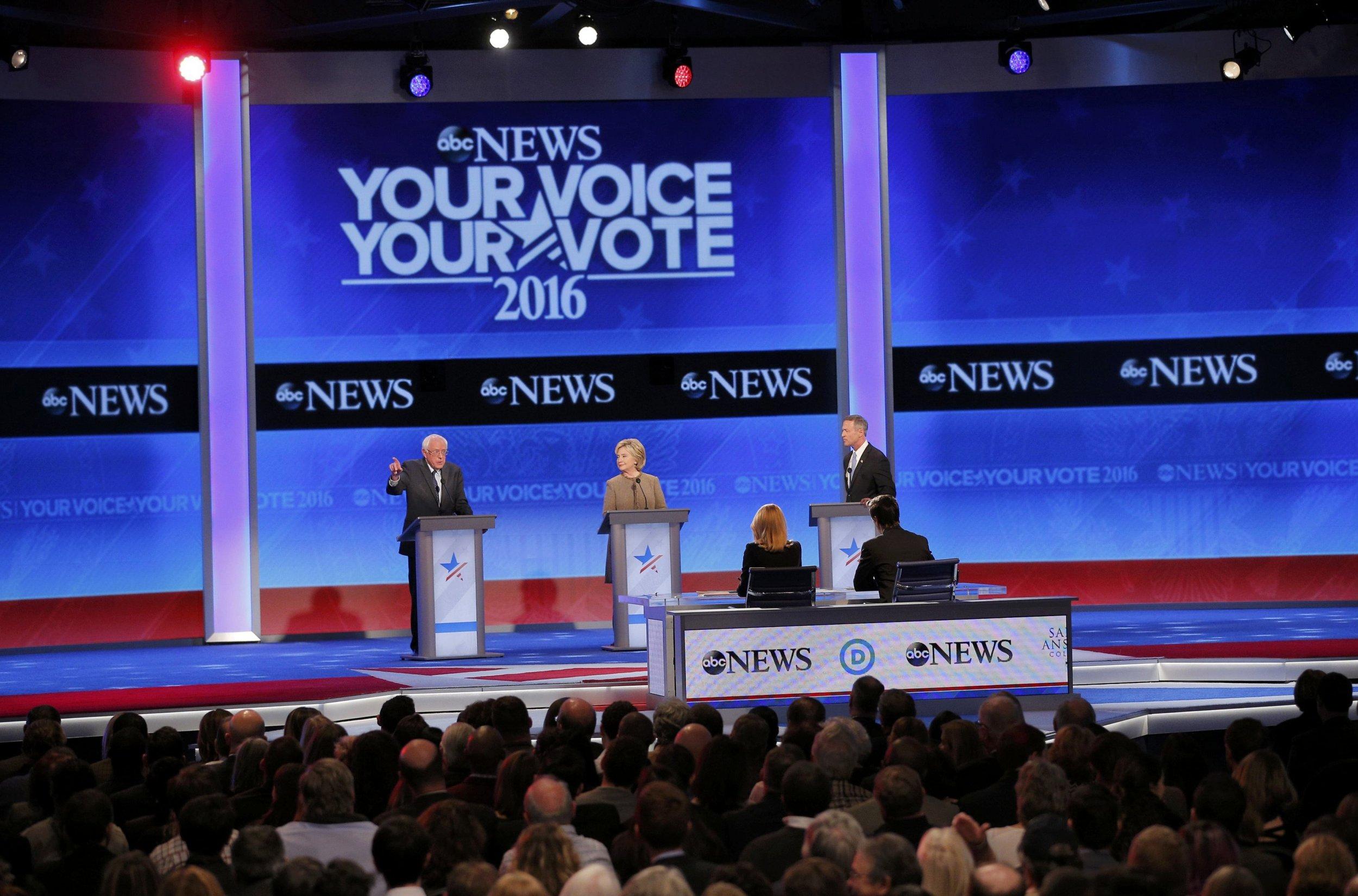 Democratic debate wrap
