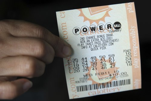 Chances of Winning the Lottery Twice in a Day: 1 in 44,000,000, But