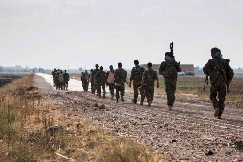 Kurds capture key dam near Raqqa