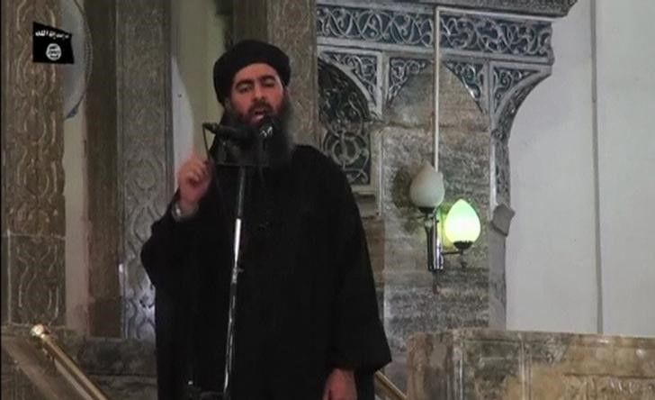 Abu Bakr al-Baghdadi audio message