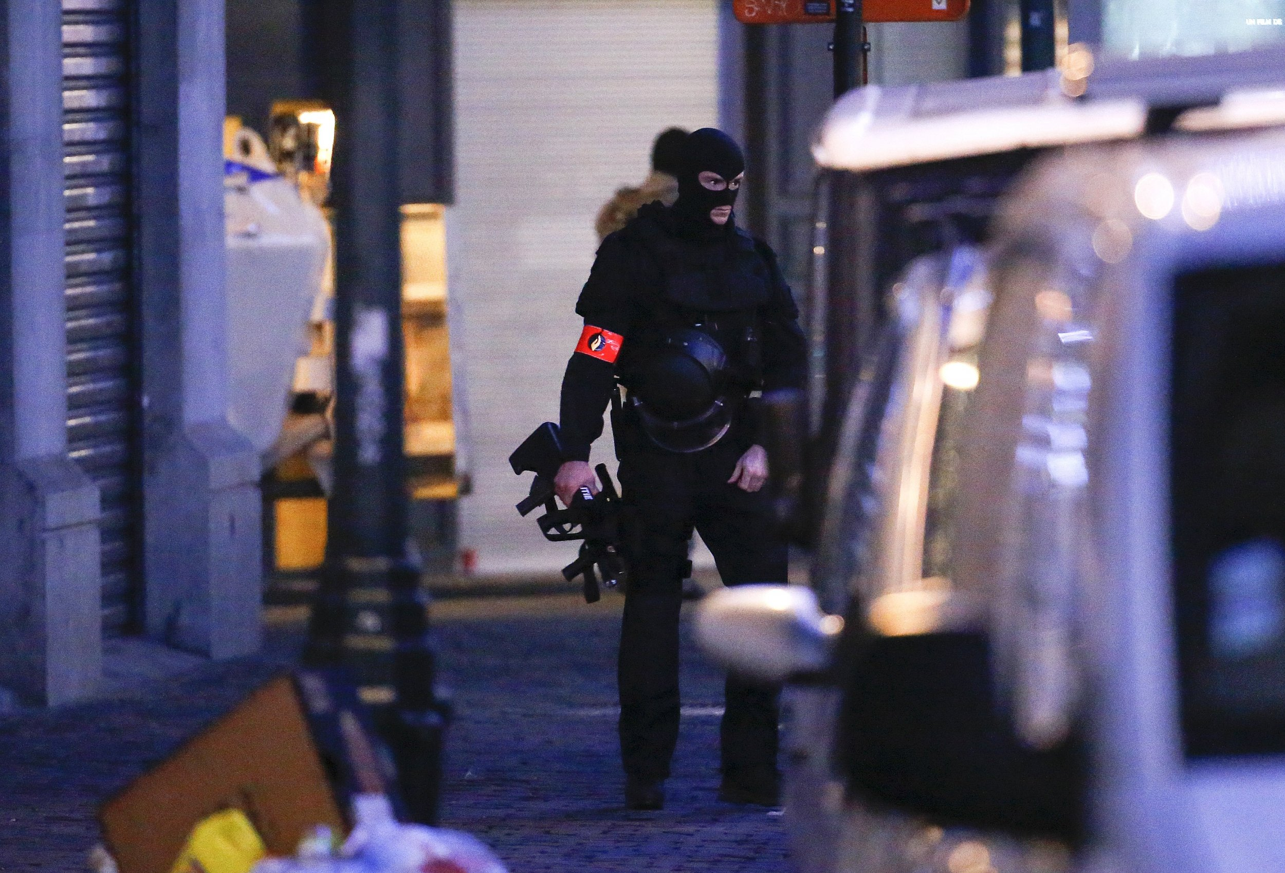 European Police on Alert for Bags and 'Bicycle Frames' in