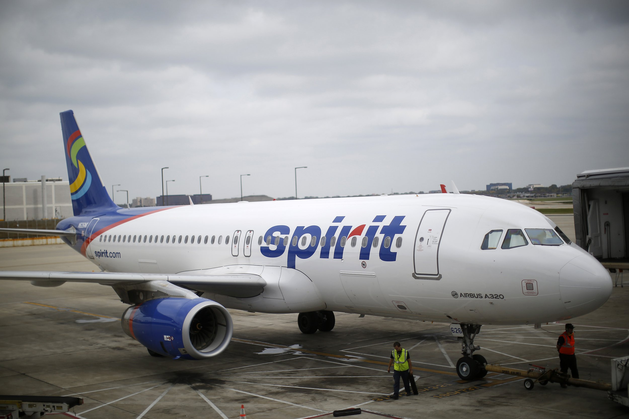 Spirit airlines plane from new york city to florida for Spirit airlines new york