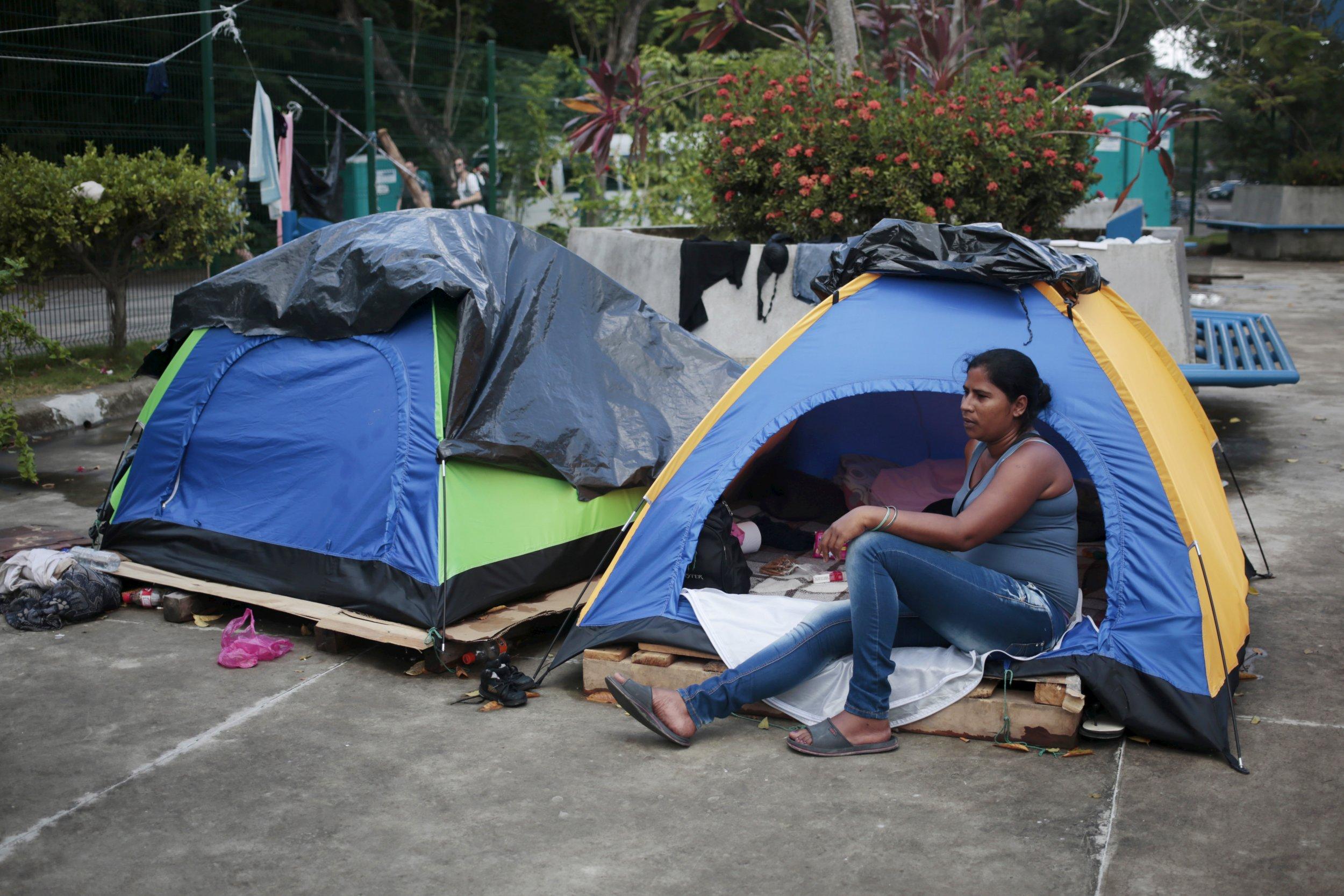 cuban migrants in Costa Rica