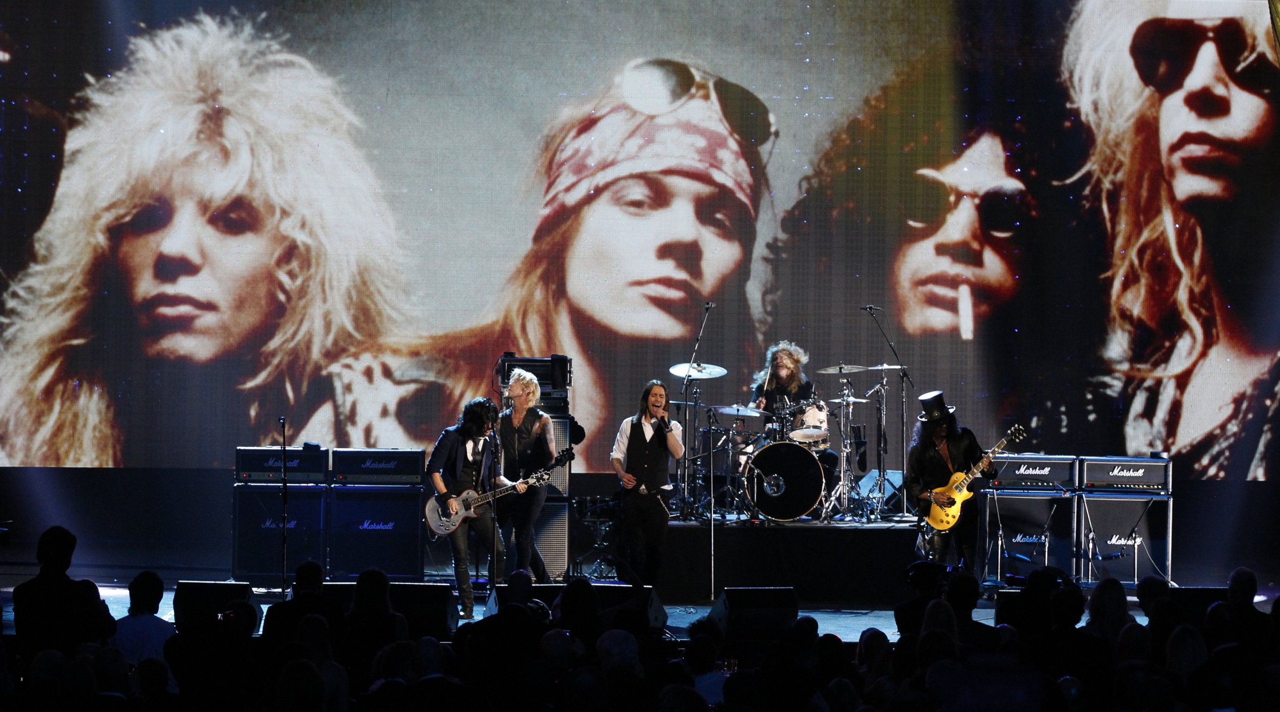 Guns N Roses Tour  Australia