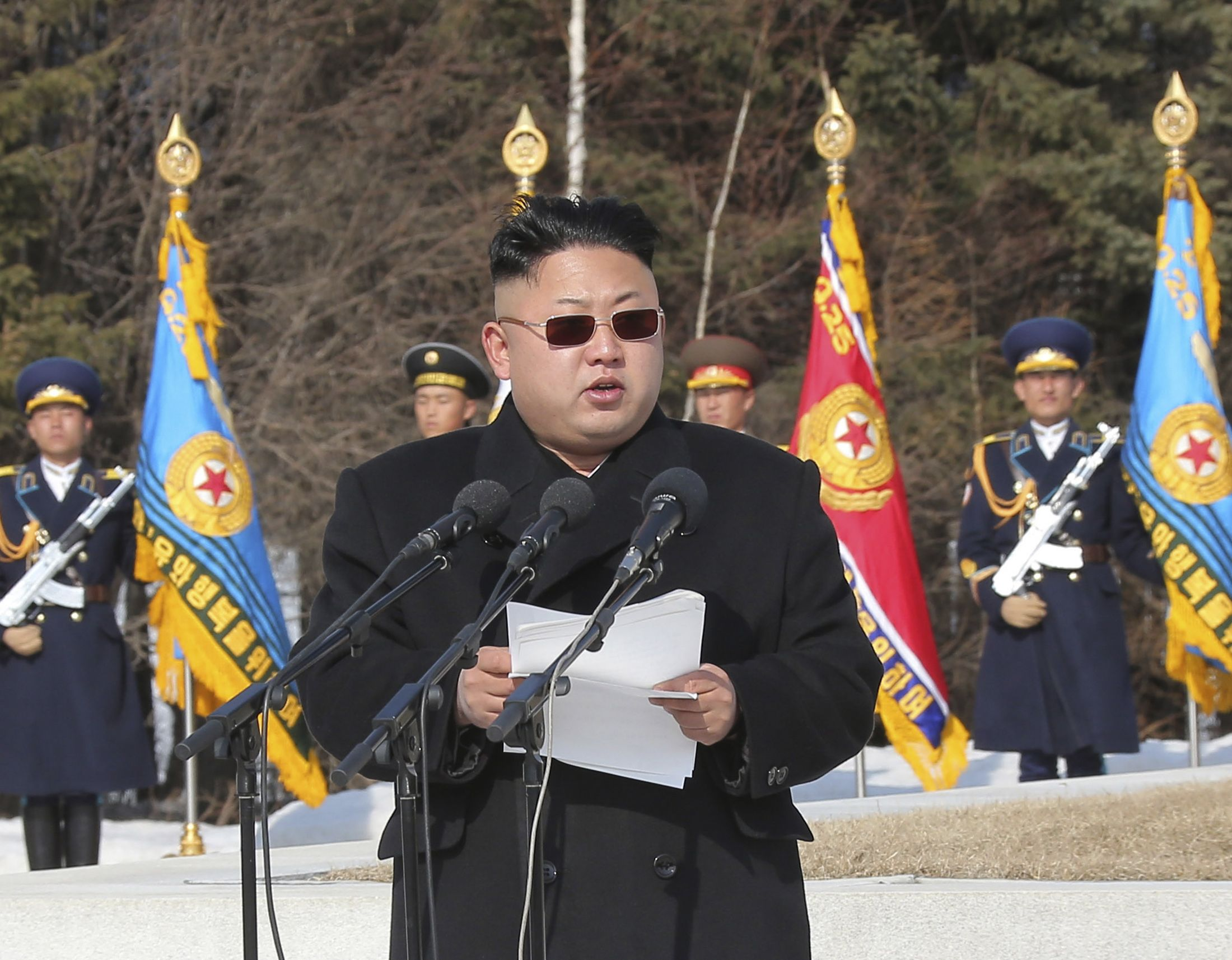 Aide to Kim Jong Un killed in car accident