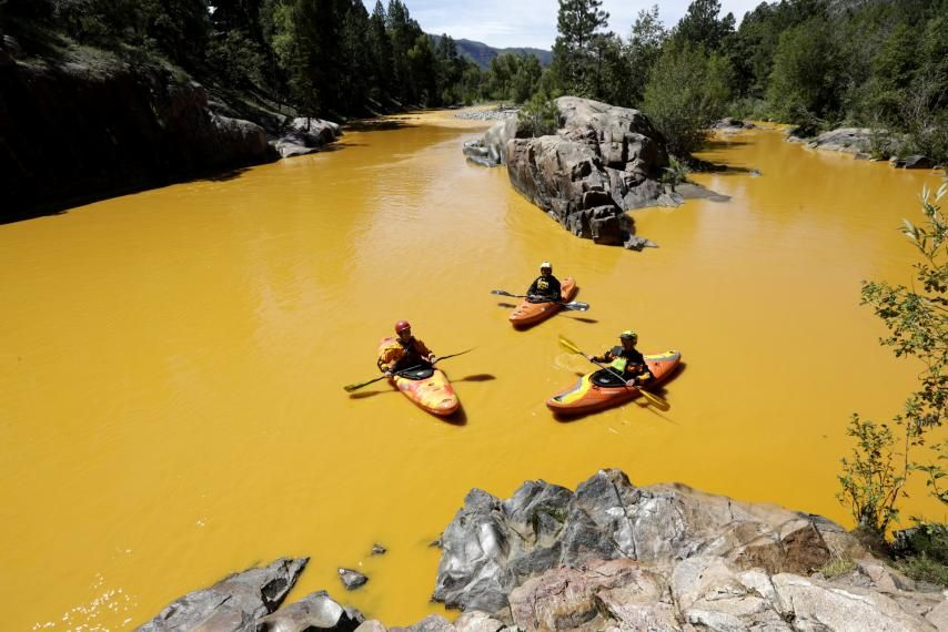 animas river spill