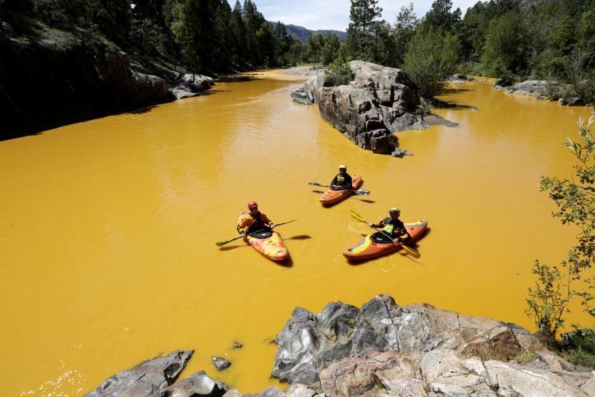 animas river spill