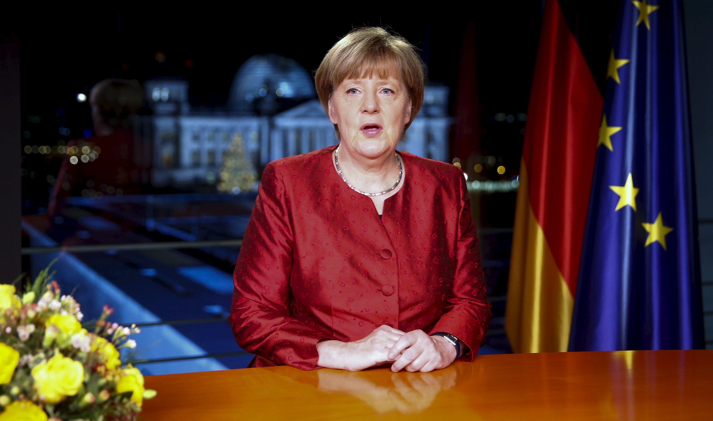 European Leaders' New Year Messages