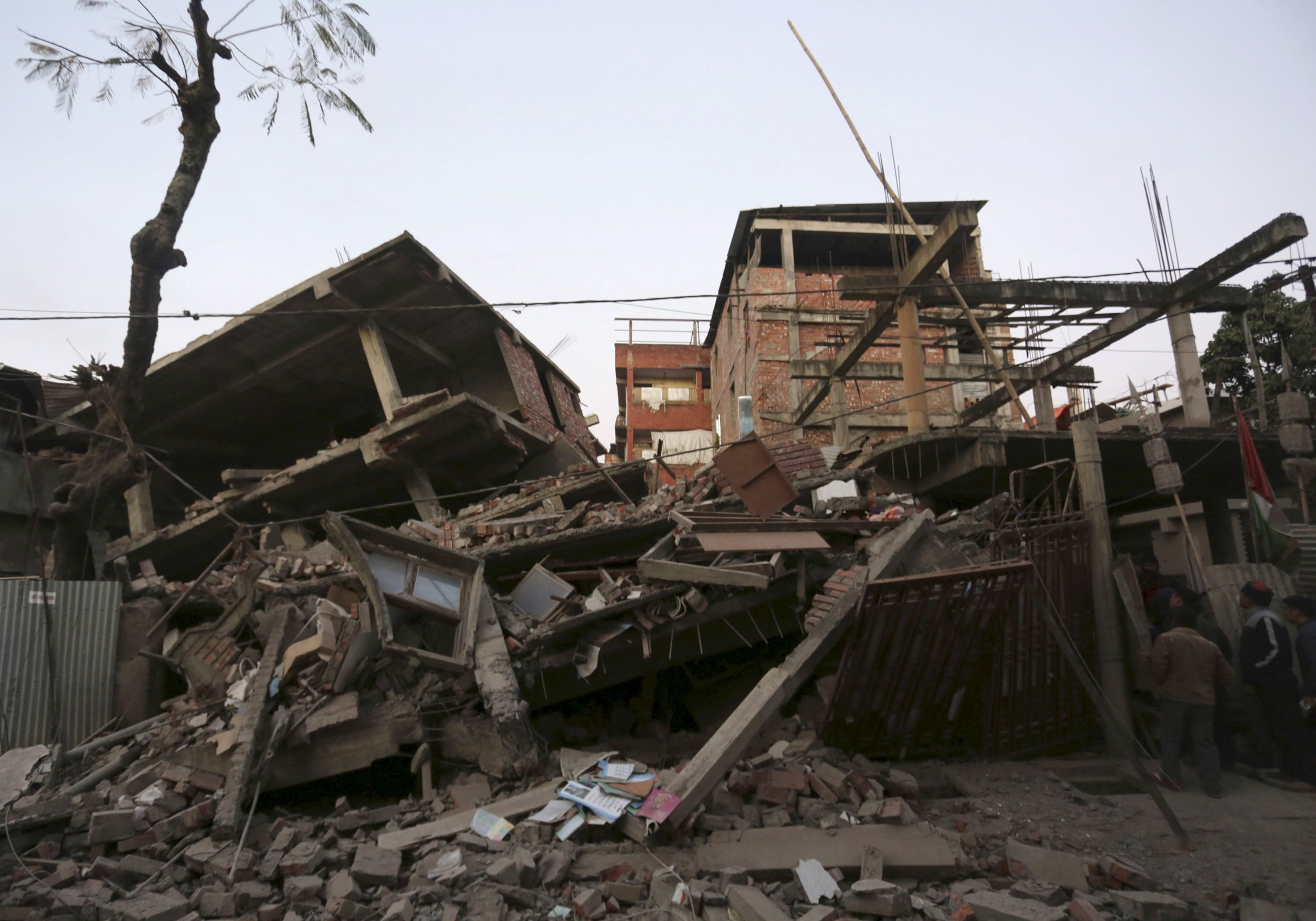 Indiaearthquake