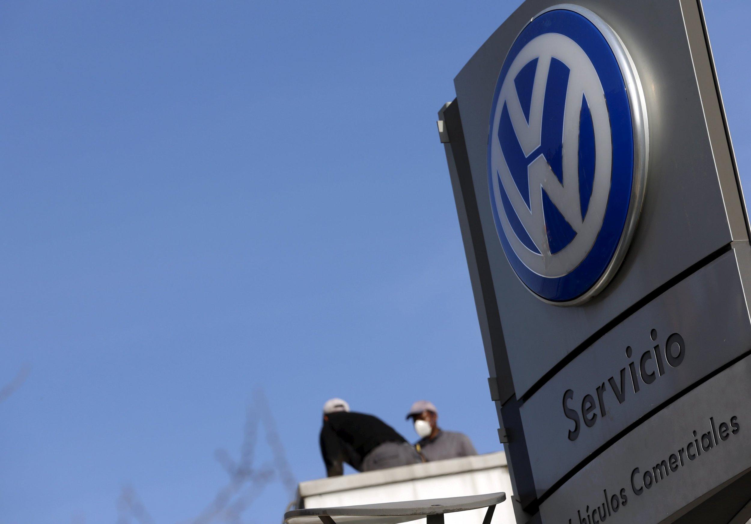 U S Filing Clean Air Act Lawsuit Against Volkswagen