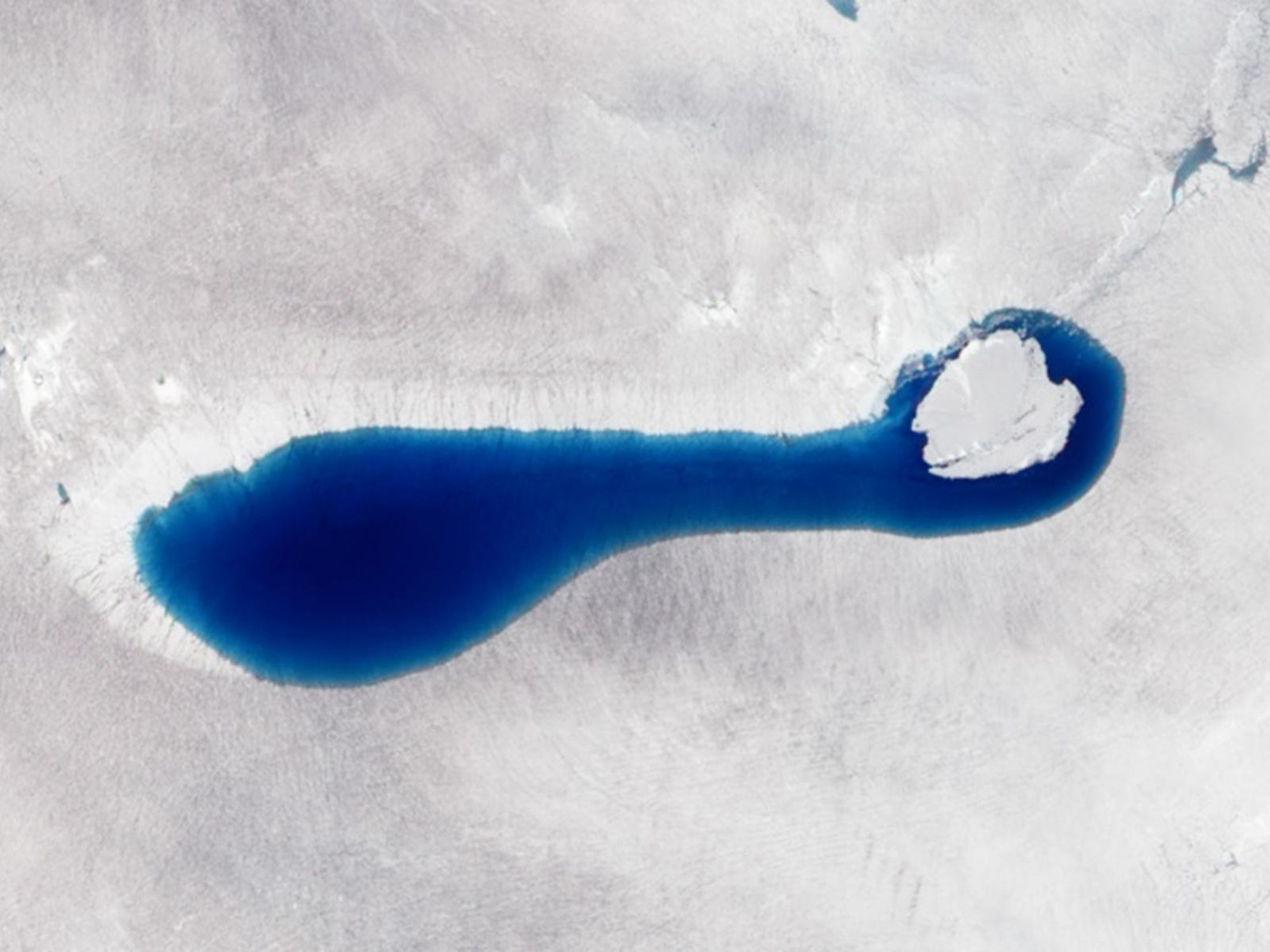 Climate Change Just Caused A Key Mechanism on Greenland's Ice Sheet to Backfire