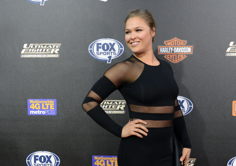 1-5-16 Ronda Rousey