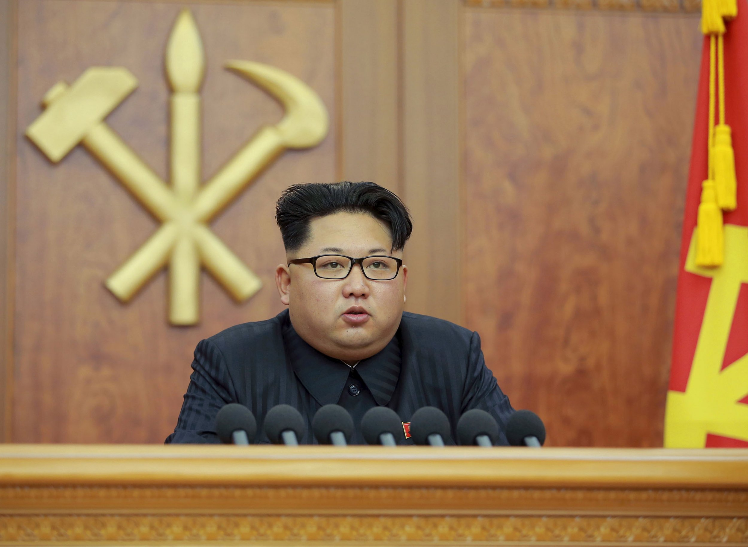North Korea tests hydrogen bomb