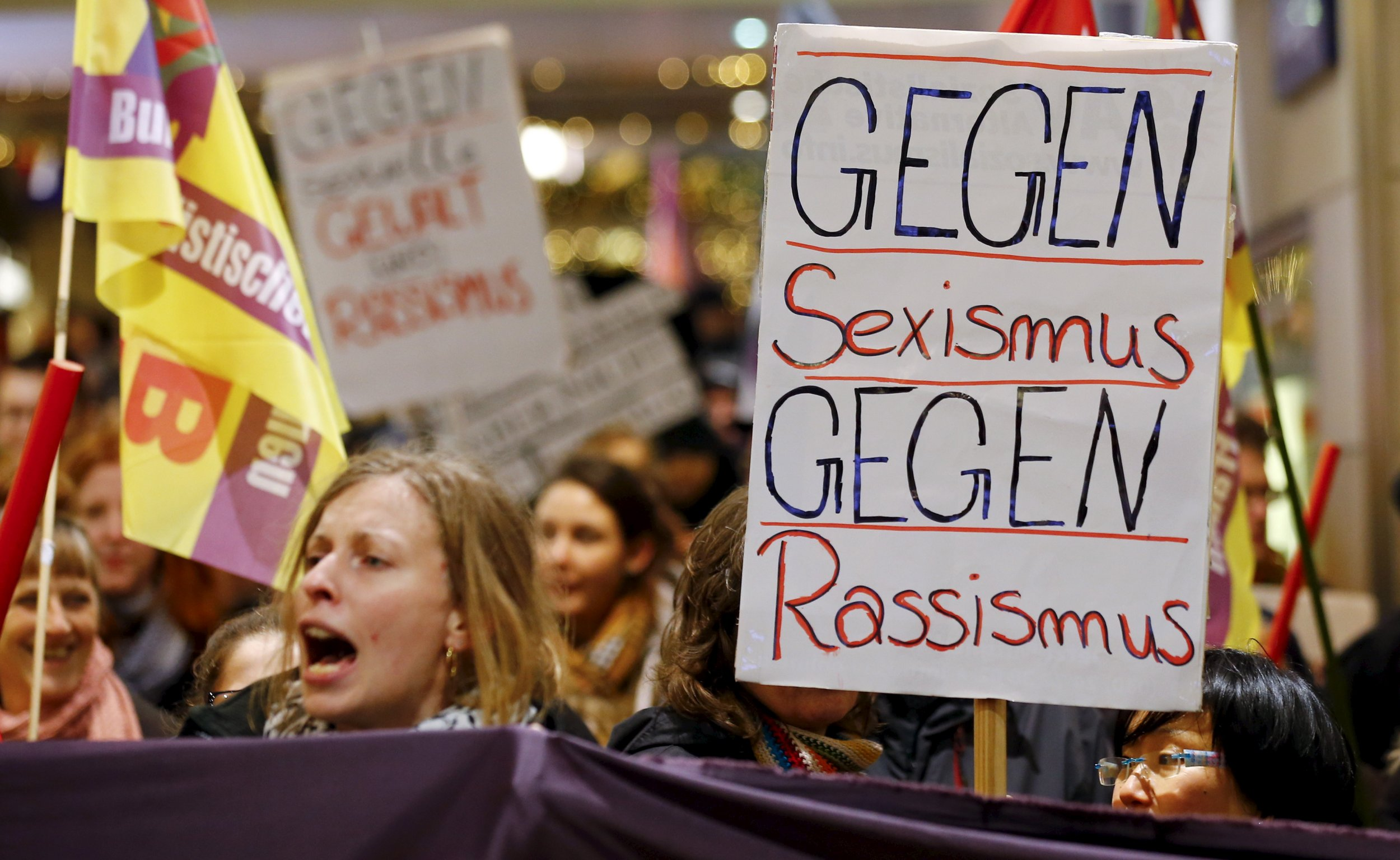 Cologne sexual assaults