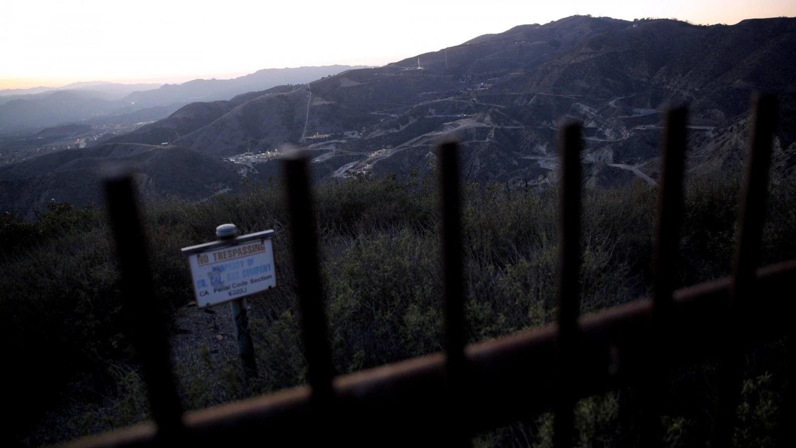 Methane Gas Crisis: How California's Porter Ranch Became a Ghost Town