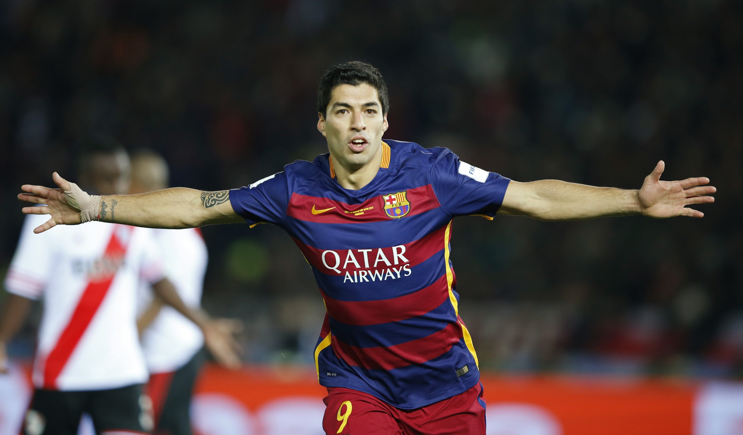Luis Suarez A Potted History of the Barcelona Forward s Indiscretions